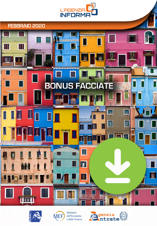 Bonus Facciate Green Systems srl blog post pdf download
