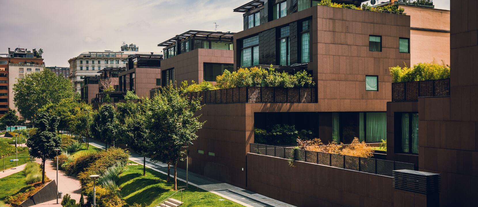 Chi siamo Green Systems srl progetti green edifici verdi
