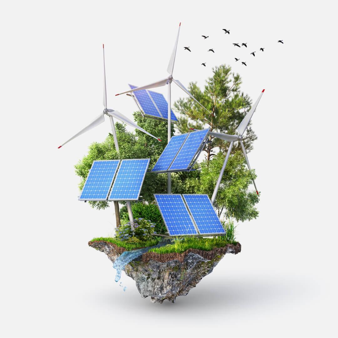 Tecnologia Green Systems srl fotovoltaico eolico ecosostenibile mobile